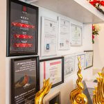 Tim Thai Massage certifications of excellence